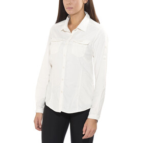 Craghoppers NosiLife Adventure - T-shirt manches longues Femme - blanc